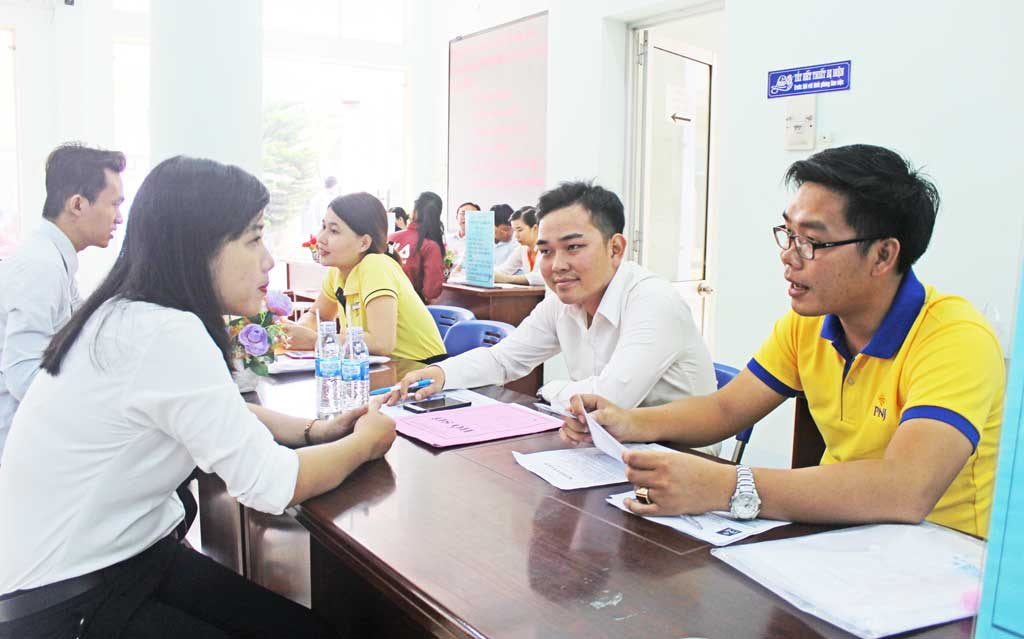 very few people attended local job transaction session on November 15