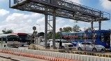 Toll reduction to start at Soc Trang BOT toll booth from January 12