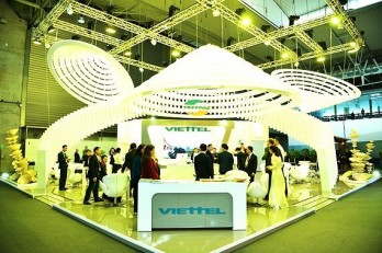 Viettel introducing Vietnamese technological products to world