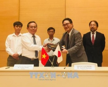 Japan funds Vietnam's education, health care projects