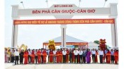 Deputy PM launches Can Giuoc-Can Gio ferry service