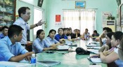 30 reporters join training course of modern journalistic skills
