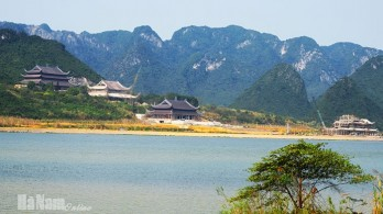 Master plan for development of Tam Chuc national tourism area approved