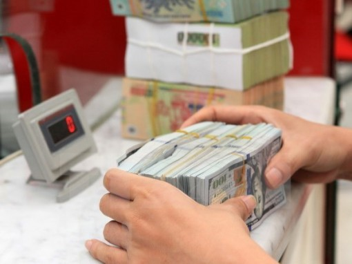Reference exchange rate stays flat at week's beginning