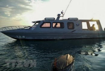 Indonesia Navy strengthens security at sea