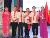 Vietnamese students win big at int'l math competition in Bulgaria