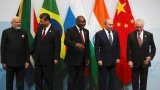 BRICS summit discusses joint efforts in response to common challenges