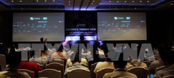 Symposium talks information security in businesses