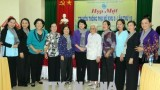 Vice President joins gathering of former female soldiers