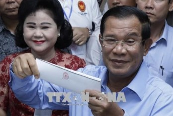 Cambodia: July 29 election's preliminary results released