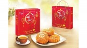 Vietnam's mooncakes shipped abroad for traditional festival