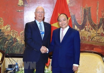 WEF ASEAN 2018 - the most successful regional meeting of WEF: Klaus Schwab