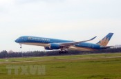 Vietnam Airlines adjusts flights in fear of super typhoon