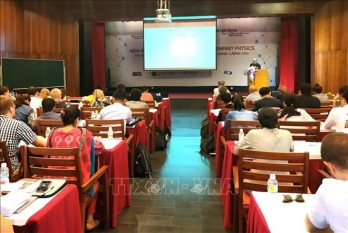 School of high energy physics held in Vietnam for first time