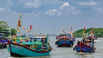 HCM City: Can Gio district to host Nghinh Ong festival