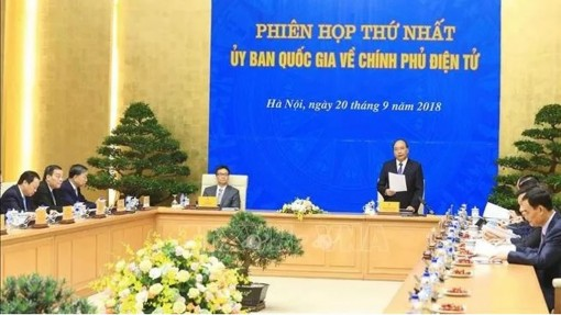 PM chairs first meeting of national e-government committee