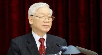 Party chief Nguyen Phu Trong nominated for Presidential post