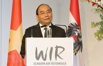 PM calls on Austrian businesses to invest in Vietnam