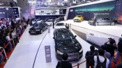 Nearly 900 cars ordered at 2018 Vietnam Motor Show