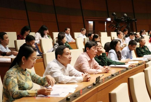 Parliament to vote on state secret protection law on Nov.15