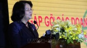 Vice President calls for more support from enterprises for Vietnamese children