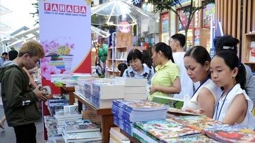 Nearly 100,000 books displayed at 2019 Book Road Festival