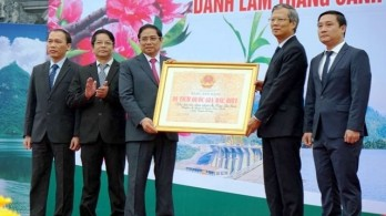 Na Hang-Lam Binh nature reserve listed as special national site