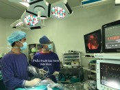 Vietnam performs first-ever blowout fracture endoscopic surgery