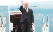 Top Vietnamese leader to visit Laos, Cambodia
