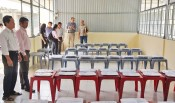 Tiny Hearts of Hope sponsors nearly VND 140 million to rebuild kitchen for Long An students