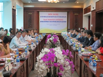 Long An and Malaysia Aeon Group cooperate in agricultural product consumption