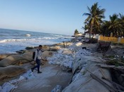 Netherlands supports Vietnam to prevent coastal erosion