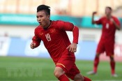 Vietnamese player named in top five at AFC Cup 2019 qualifiers
