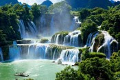 Two Vietnamese waterfalls among world's most beautiful: MSN