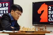 Vietnamese Grandmaster has first win at Summer Chess Classic