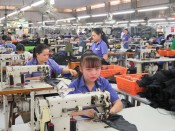 Long An: Industrial parks have 875 operating enterprises