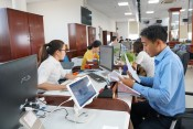 Long An Department of Natural Resources and Environment solves nearly 150 million documents