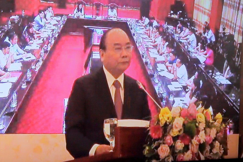 The Prime Minister - Nguyen Xuan Phuc highly appreciates the results that the education and training sector achieved in school-year 2018-2019