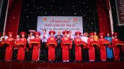 24th Mekong Delta Fine Arts Exhibition opens