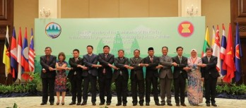 ASEAN ministers agree on prioritized actions for environmental sustainability