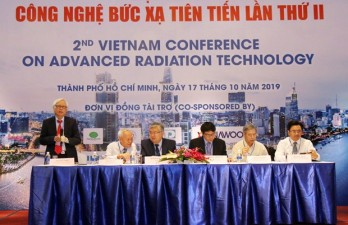 New policies needed for radiation technology development