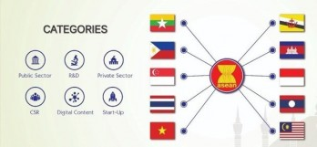 Vietnam wins gold, silver prizes at ASEAN ICT Awards 2019
