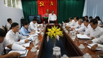 16th session of IXth Long An Provincial People's Council to approve about 20 resolutions