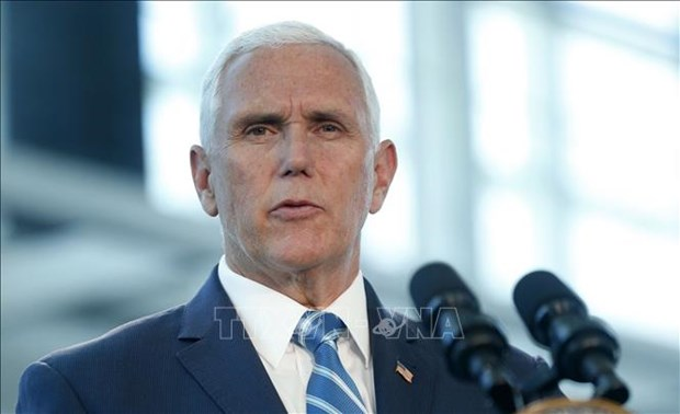 US Vice President Mike Pence (Photo: AFP/VNA)