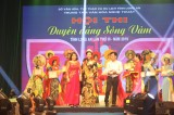 Contestant Dong Thi Mong Nghi won 1st prize – 'Vam River Charming 2019' Contest