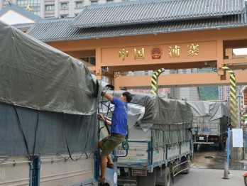 Vietnam's trade gap with China elevated due to US-China trade war