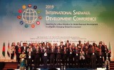 Long An delegation attends the International Conference on Saemaul Undong in Korea