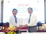 Long An and VNPT Group sign strategic cooperation agreement on telecommunications - information technology in 2020 - 2025