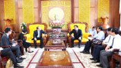Singaporean Consul General in Ho Chi Minh City pays courtesy visit to Long An's leader