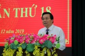 18th Long An Provincial Party Committee Conference opens